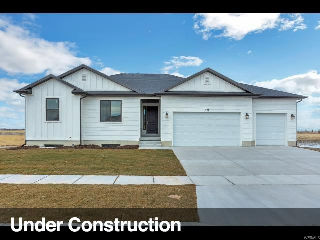 6525 N Flat Top Dr W #310, Stansbury Park, UT 84074 (#1578882) :: Colemere Realty Associates