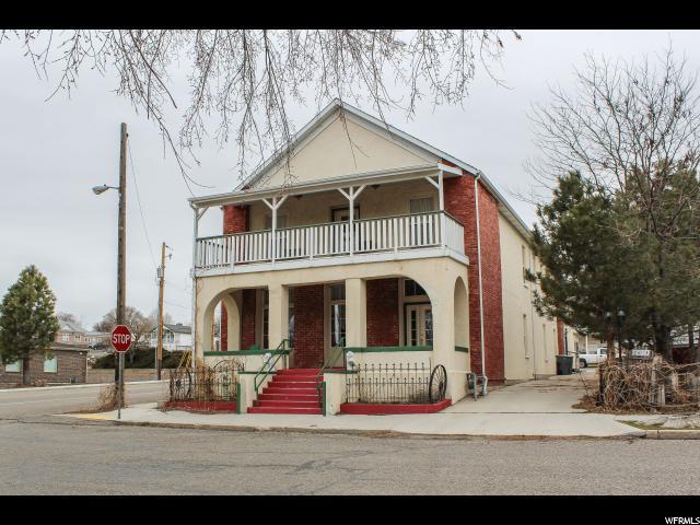 1 N 100 W #21, Milford, UT 84751 (MLS #1579153) :: Lawson Real Estate Team - Engel & Völkers