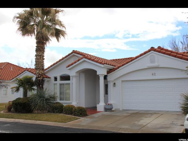 1610 W 100 N #62, St. George, UT 84770 (#1579438) :: Big Key Real Estate