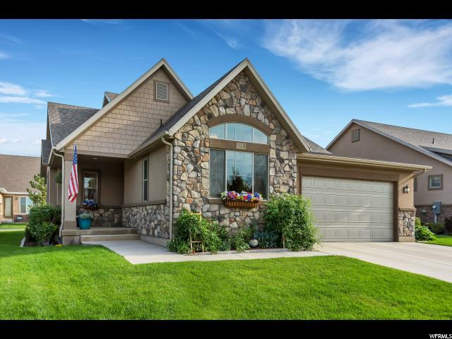 5544 W Village Dr N, Highland, UT 84003 (#1580498) :: The Utah Homes Team with iPro Realty Network