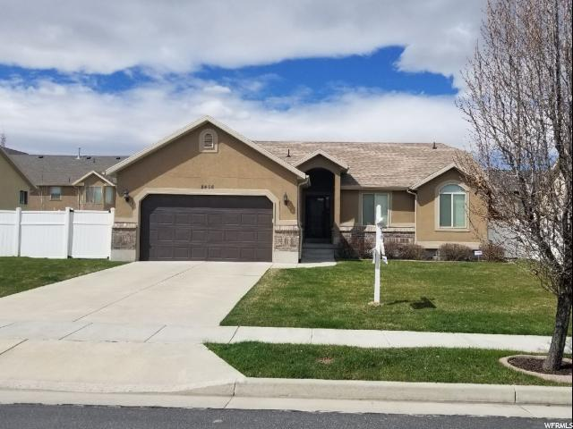 8468 S Double Arch Cir, West Jordan, UT 84081 (#1582228) :: Big Key Real Estate