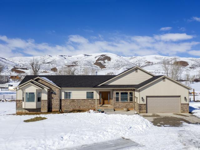 6570 E 1900 N, Croydon, UT 84018 (#1582783) :: Bustos Real Estate | Keller Williams Utah Realtors