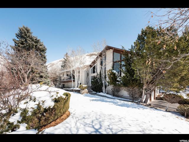 1565 E Tomahawk Dr, Salt Lake City, UT 84103 (#1582993) :: Bustos Real Estate | Keller Williams Utah Realtors