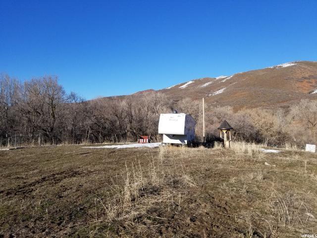 4705 S Highway 66, Morgan, UT 84050 (#1583155) :: Bustos Real Estate | Keller Williams Utah Realtors
