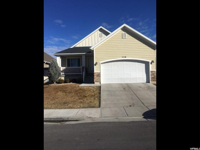 1116 W 275 NORTH N, Clearfield, UT 84015 (#1583877) :: Big Key Real Estate