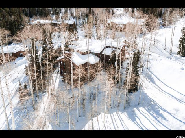 2465 Bear Hollow Dr, Park City, UT 84098 (MLS #1584385) :: High Country Properties