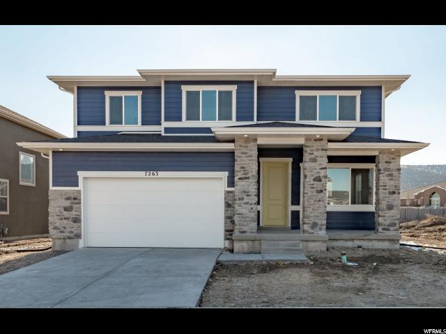 7265 N Evans Ranch Dr E, Eagle Mountain, UT 84005 (#1586212) :: The Utah Homes Team with iPro Realty Network