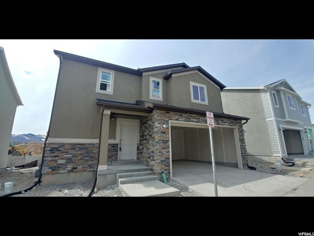 7906 S Gaea Ct W #98, West Jordan, UT 84081 (#1586790) :: The Canovo Group