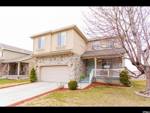 10551 N Sugarloaf Dr, Cedar Hills, UT 84062 (#1587485) :: The Canovo Group