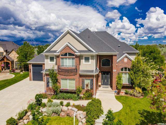 14342 S Peacock Midge Dr, Bluffdale, UT 84065 (#1587924) :: Big Key Real Estate