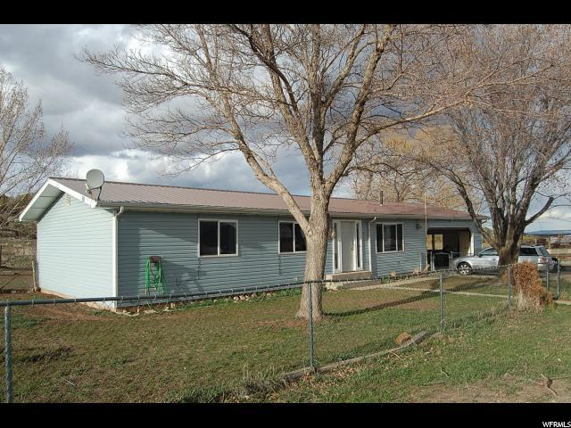 97 E Pehrson Ln, Monticello, UT 84535 (#1589423) :: Big Key Real Estate