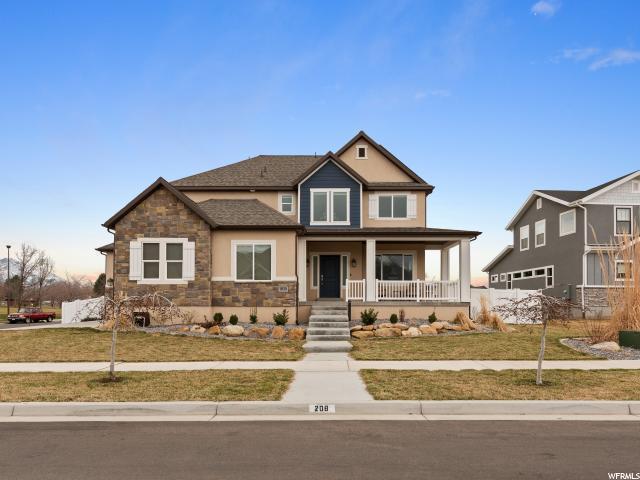 209 W 1390 N, Orem, UT 84057 (#1589625) :: Bustos Real Estate   Keller Williams Utah Realtors
