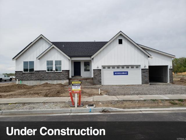 4032 W 1200 S Lot 26, Syracuse, UT 84075 (#1590170) :: Bustos Real Estate | Keller Williams Utah Realtors