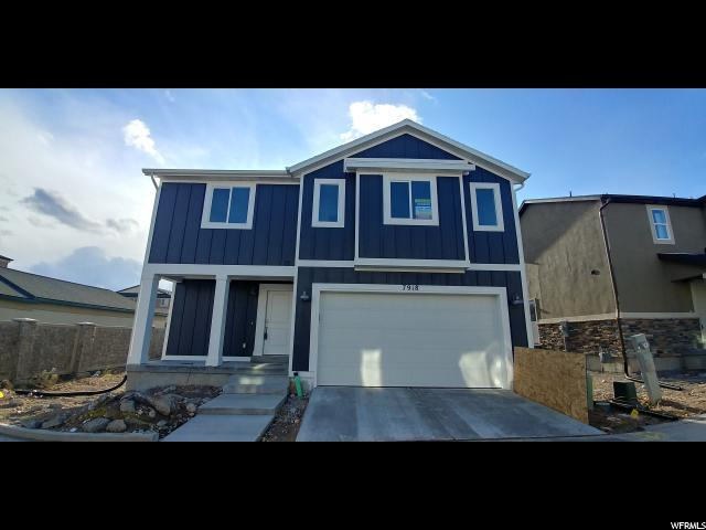 7918 S Gaea Ct W #99, West Jordan, UT 84081 (#1590520) :: Big Key Real Estate