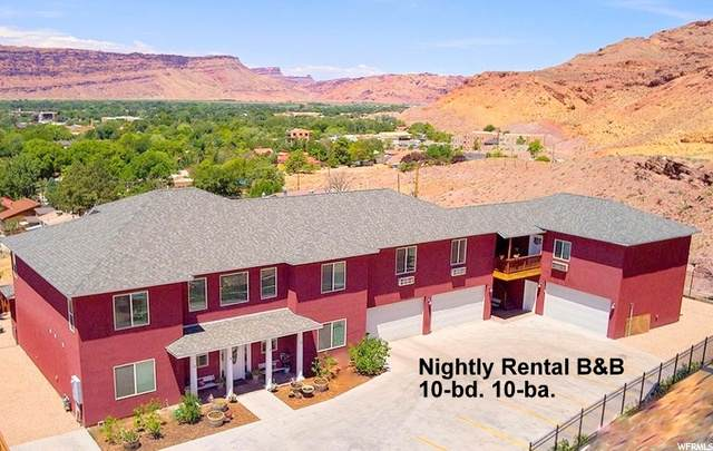 100 E Arches Dr, Moab, UT 84532 (#1590790) :: Berkshire Hathaway HomeServices Elite Real Estate
