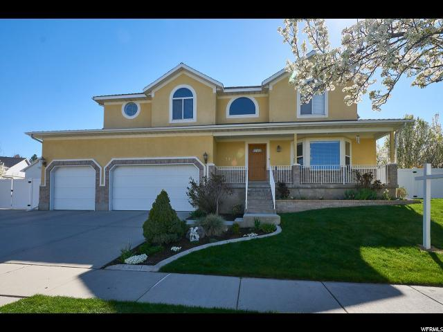 7931 S Pear Tree Cir E, Sandy, UT 84094 (#1592700) :: Keller Williams Legacy