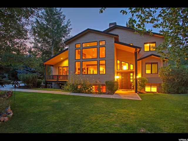 1194 Angus Ct, Park City, UT 84098 (MLS #1593038) :: High Country Properties