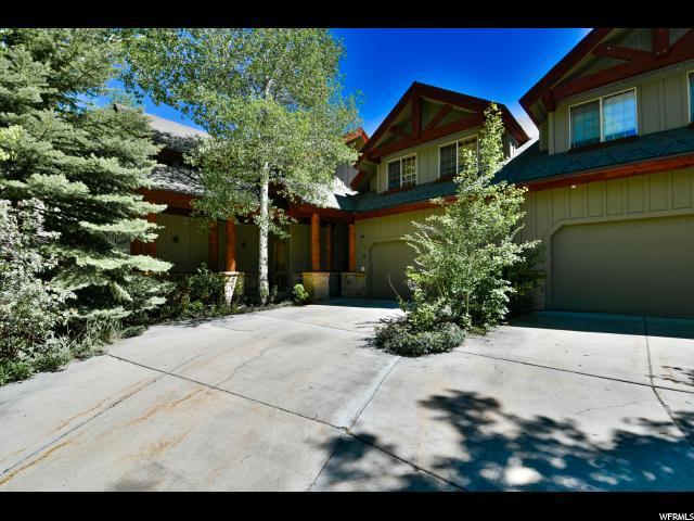 1386 W Meadow Loop Rd, Park City, UT 84098 (MLS #1593073) :: High Country Properties