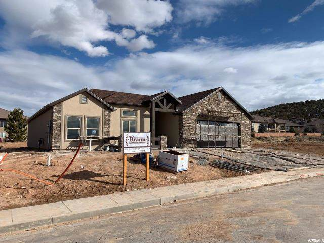 376 S Cedar Creek Dr, Cedar City, UT 84720 (#1595199) :: Bustos Real Estate   Keller Williams Utah Realtors