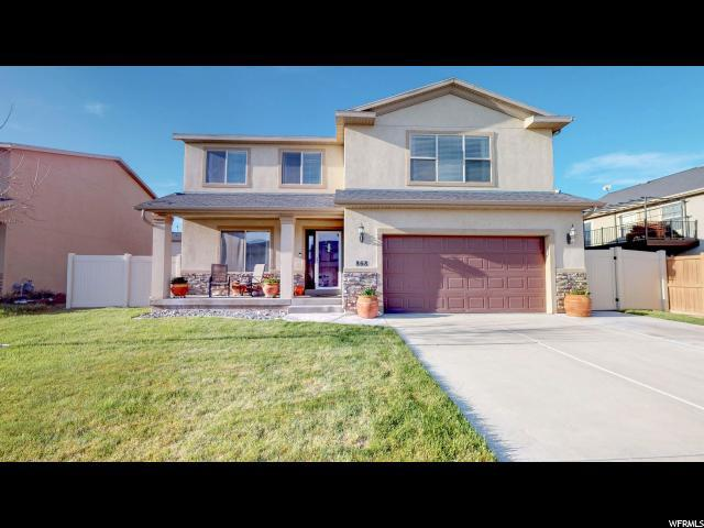 868 W 1675 S, Lehi, UT 84043 (#1595210) :: Action Team Realty