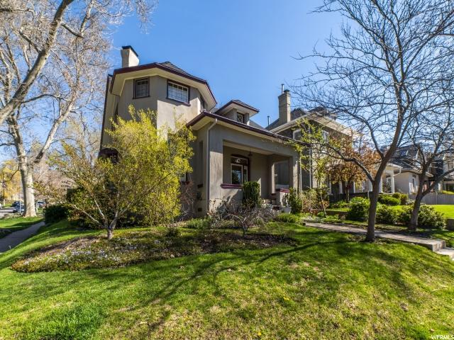1103 E Second Ave, Salt Lake City, UT 84103 (#1595327) :: Bustos Real Estate | Keller Williams Utah Realtors