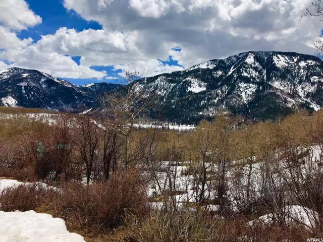 110 N Sunrise Rdg, Oakley, UT 84055 (MLS #1595399) :: High Country Properties