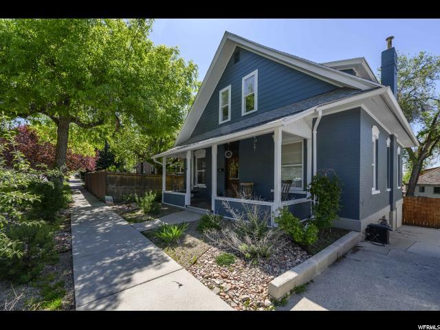 1128 E 4TH Ave, Salt Lake City, UT 84103 (#1597084) :: Colemere Realty Associates