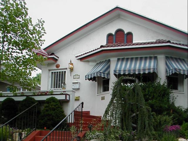 1475 S 1500 E, Salt Lake City, UT 84105 (#1598227) :: Bustos Real Estate | Keller Williams Utah Realtors