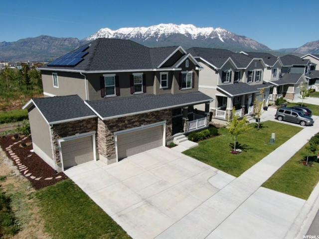 126 W Norway Maple Dr, Vineyard, UT 84059 (#1601186) :: Action Team Realty