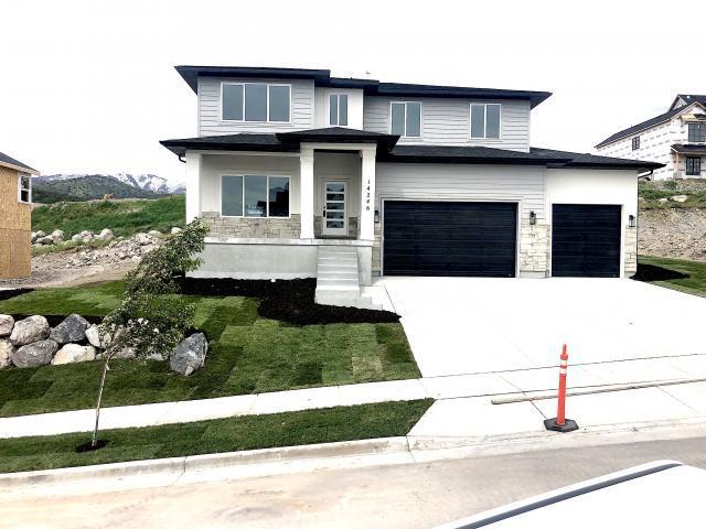 14246 S Brook Heights W, Herriman, UT 84096 (#1601779) :: Bustos Real Estate | Keller Williams Utah Realtors