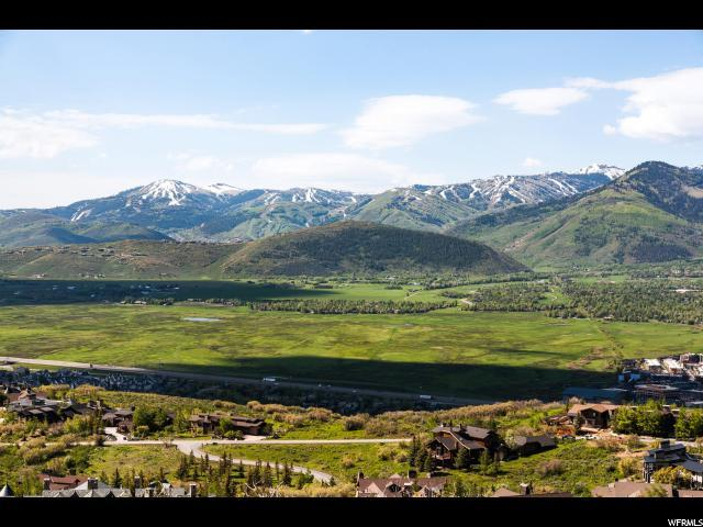 1540 Snow Berry St, Park City, UT 84098 (#1602641) :: The Canovo Group