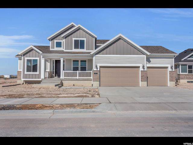 884 W Sagewood Dr, Stansbury Park, UT 84074 (#1603109) :: Red Sign Team