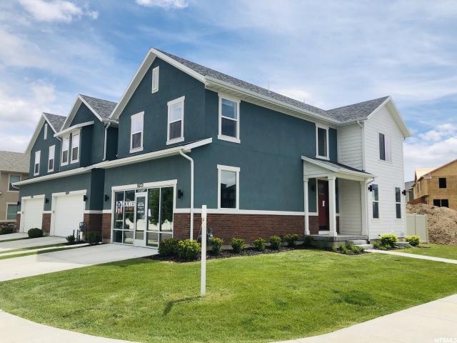 5273 W Cranford St S #1, Herriman, UT 84096 (MLS #1603882) :: Lawson Real Estate Team - Engel & Völkers