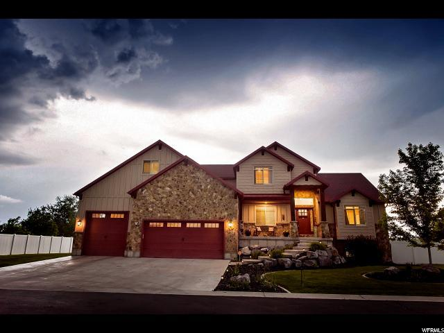 1352 Angel Crest Way, Kaysville, UT 84037 (#1606022) :: Colemere Realty Associates