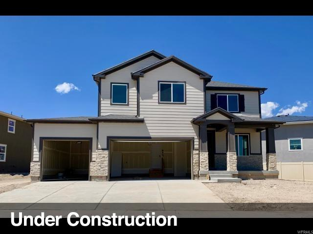 7431 N Harvest Crop Dr E, Eagle Mountain, UT 84005 (#1606385) :: The Fields Team
