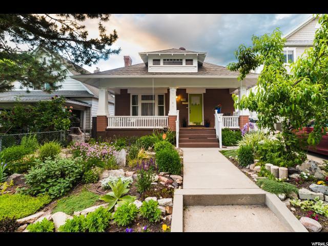1167 E Roosevelt Ave, Salt Lake City, UT 84105 (#1607617) :: Colemere Realty Associates