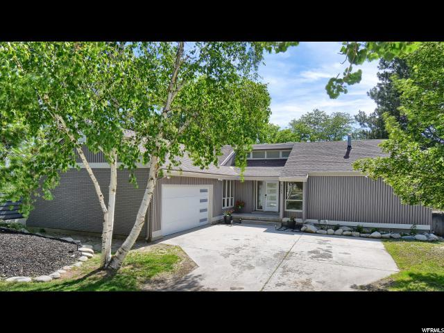8102 Danish Rd, Cottonwood Heights, UT 84093 (#1608515) :: Exit Realty Success