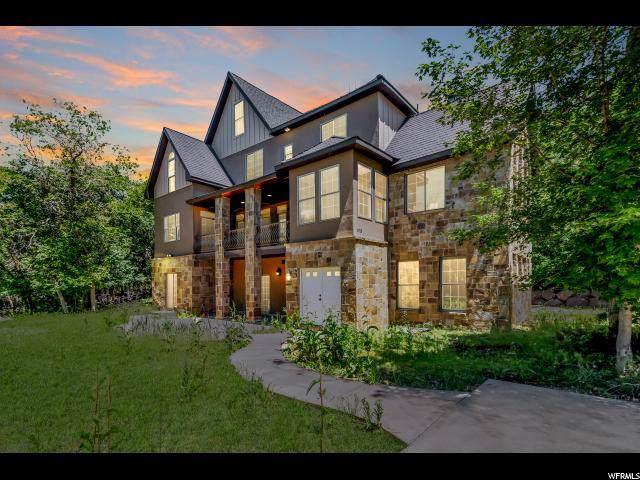 1015 S Settlement Rd, Woodland Hills, UT 84653 (#1608559) :: Doxey Real Estate Group