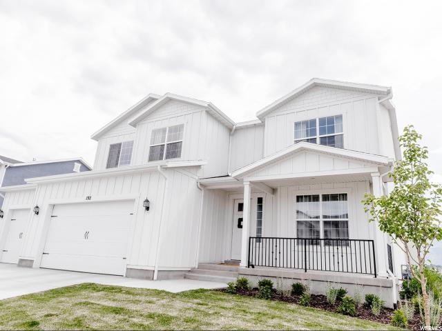 192 N 50 E, Vineyard, UT 84059 (#1608722) :: Big Key Real Estate