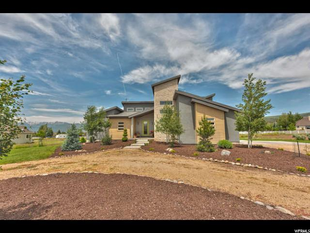 4923 E 1350 S, Heber City, UT 84032 (#1611755) :: Colemere Realty Associates