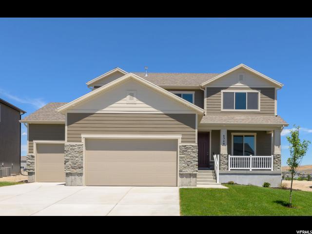 4349 E Harvest Crop Dr N, Eagle Mountain, UT 84005 (#1612049) :: Bustos Real Estate   Keller Williams Utah Realtors