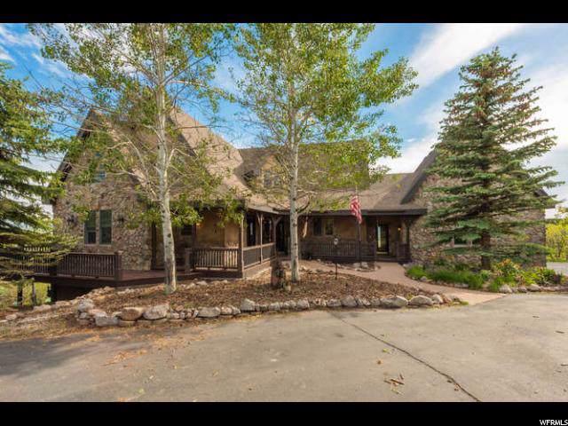 1352 Tollgate Rd, Park City, UT 84098 (#1612522) :: Bustos Real Estate | Keller Williams Utah Realtors