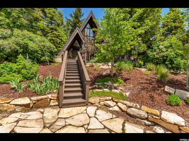 245 S Woodland E, Park City, UT 84098 (MLS #1612973) :: High Country Properties