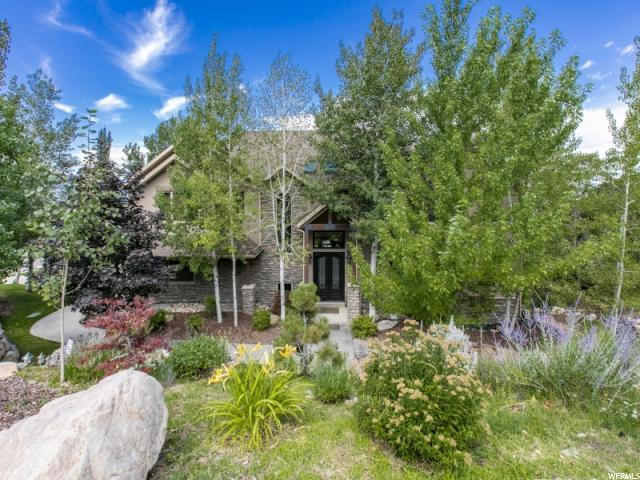 3491 E Canyon Crest Dr, Holladay, UT 84121 (#1619013) :: The Fields Team