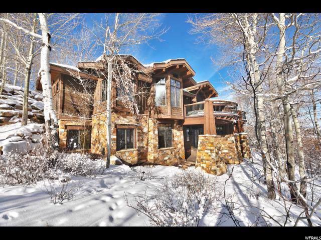 8340 N Promontory Ranch Rd, Park City, UT 84098 (#1621011) :: Red Sign Team