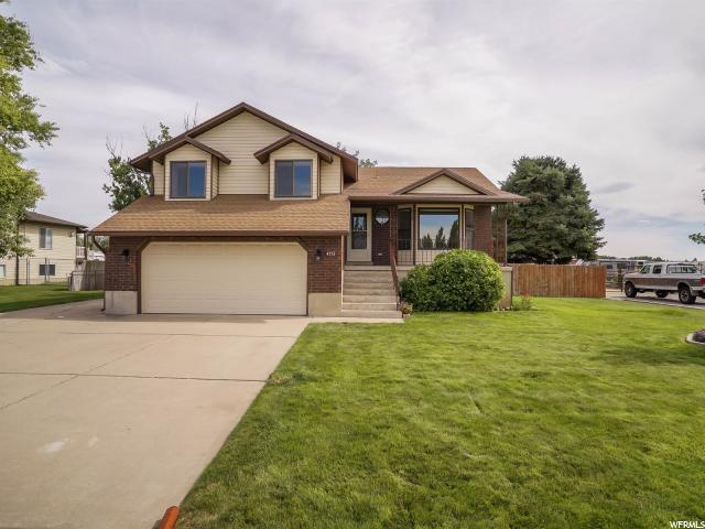 4773 W 650 N, West Point, UT 84015 (#1622050) :: Doxey Real Estate Group