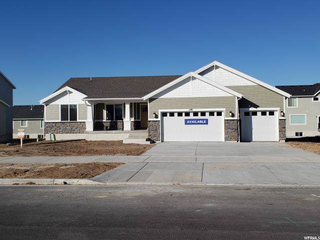 1146 S 4000 W Lot 3, Syracuse, UT 84075 (#1623034) :: Doxey Real Estate Group