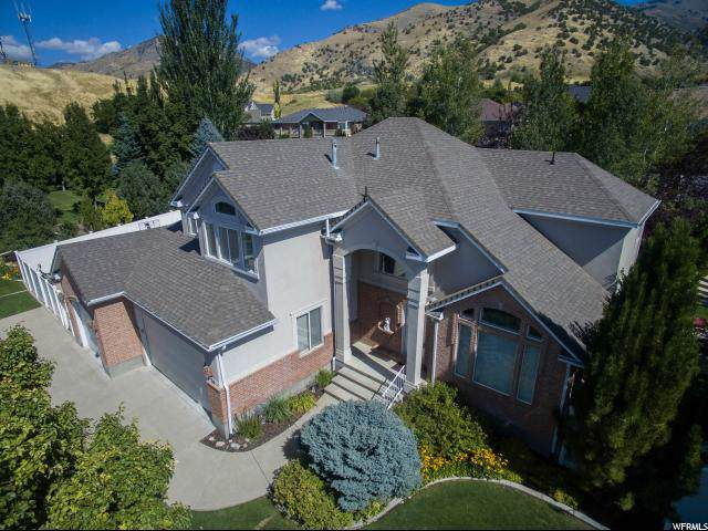 74 Quail Hollow Rd, Logan, UT 84321 (#1624790) :: Exit Realty Success