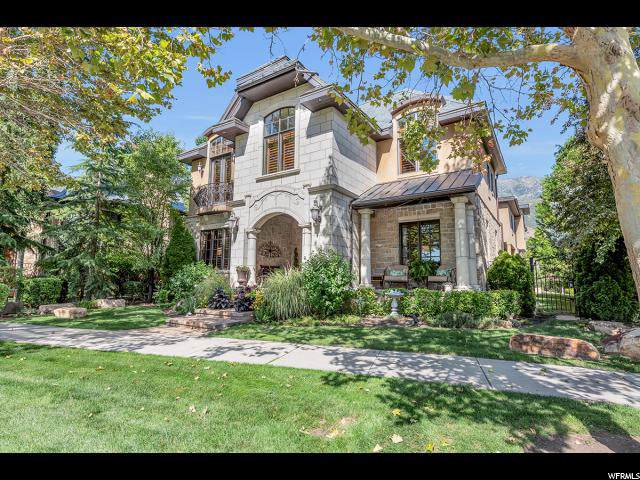 4296 N Stonecrossing, Provo, UT 84604 (#1625282) :: Red Sign Team