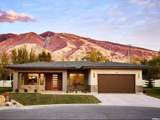 1287 E Corner View Ct S, Draper, UT 84020 (#1626521) :: The Fields Team